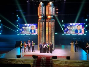 LED светодиодный экран на концерт