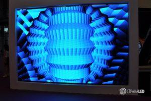 Светодиодные экраны для витрины