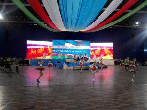 LED Видео экран для праздничных мероприятий