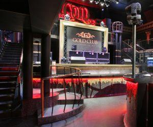 Открытие легедарного клуба «GOLD»