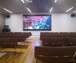 Светодиодный экран пришёл на замену Видеопроекторам